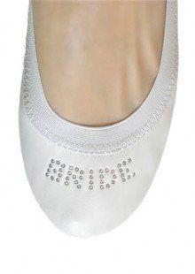 """BRIDE"" Fold-up Ballet Flats"