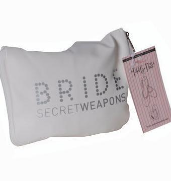 Bride Fold-up Ballet Flats purse pack