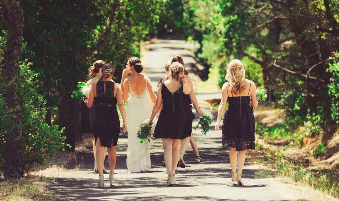 What's new for bridesmaids in 2018?