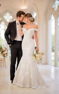 Ziva - Elegant Wedding Dress