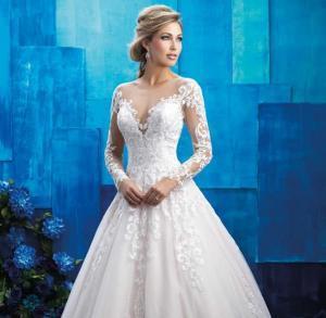 Ziva - Custom Made Wedding Dress