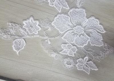 Lace pattern for Ziva Wedding Dresses
