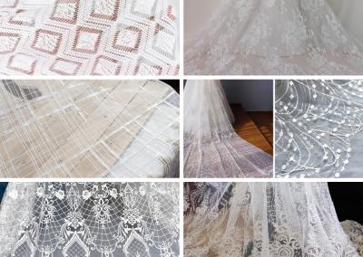 Ziva Custom Wedding Dress Lace Designs