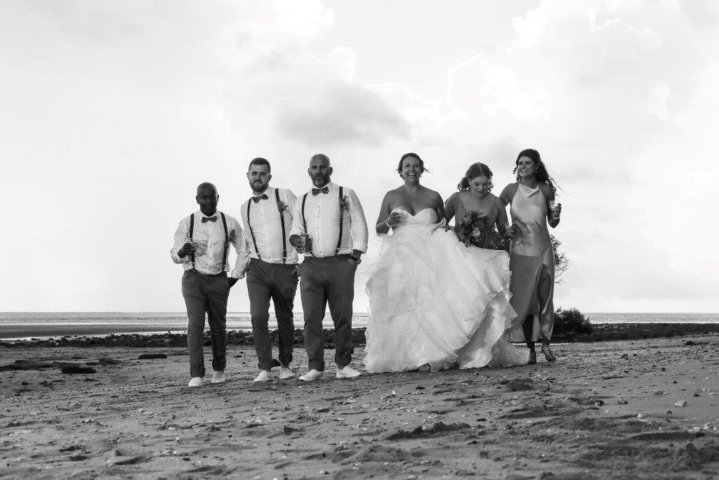 Ziva Chiffon Wedding Dress