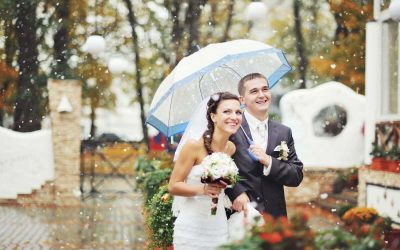 Wedding Weather Wisdom: Preparing For the Elements When Planning an Outdoor Wedding