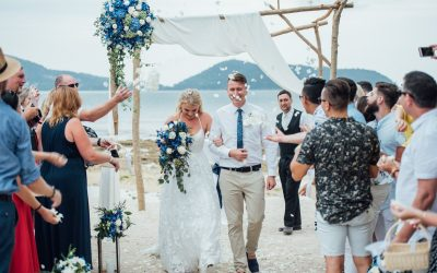 5 Ways to Throw the Best Wedding Ever